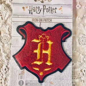 Harry Potter iron patch